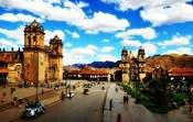 Plaza de Cusco en Tours Cusco y Machupicchu 3d-2n Superior Class