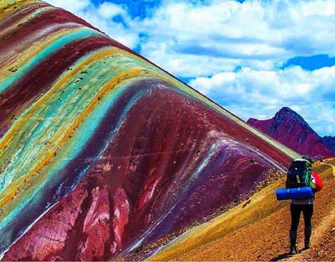 Cusco - Machupichu - Montaña de 7 Colores - Puno - 8d/7n