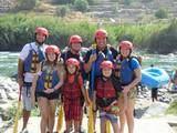 Terminando la Aventura en Canotaje Lunahuaná