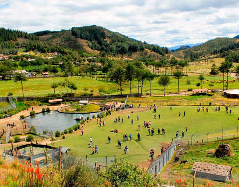 Cajamarca Natural and Magical Religious