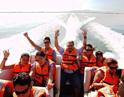 Tour Ballestas Islands in Lancha (From Paracas)