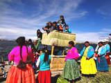 Foto de Isla de los Uros y Taquile