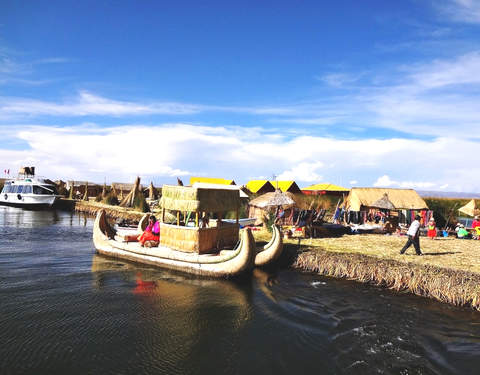 Island of the Uros and Taquile