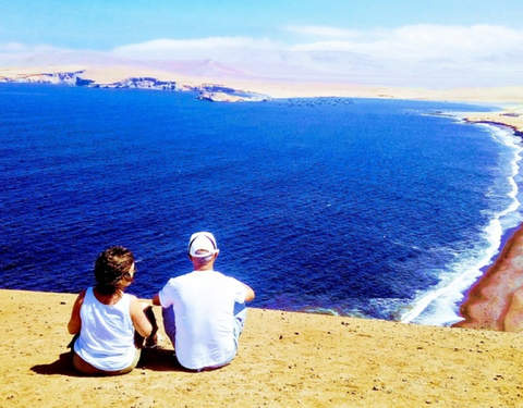 National Reserve of Paracas and Beaches (From Paracas)