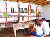 Foto de Tour de Momias, Taller de Cerámica y Textil Nasca