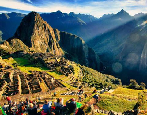 Cusco + Machupicchu - 5d / 4n