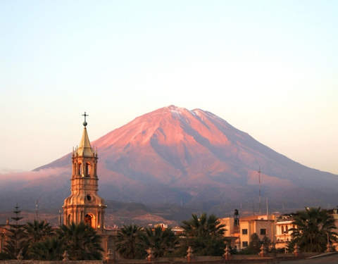Adventure in Arequipa and Colca - 4d / 3n