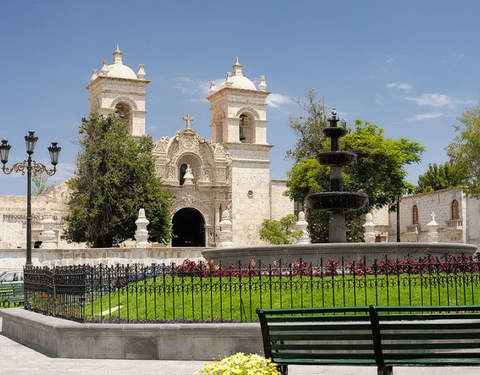 City Tour and Lookouts - Arequipa