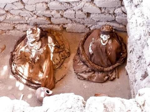 Tour - Cementerio de Chauchilla