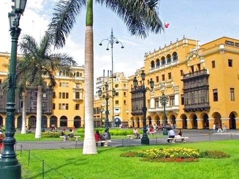 Full Day Viceroyalty - Lima