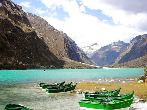 Huaraz at Your Reach - 3d / 2n