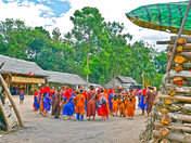 Danzas típicas Asháninkas