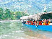 Paseo en bote en Descubriendo la Ruta del Café - 3d/2n