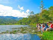 """Wetland Lagoon """"El Oconal"""""""