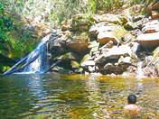 El León Waterfall