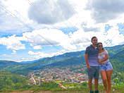 Mirador La cumbre, Villa Rica
