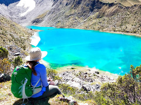 Cusco - Humantay Lagoon