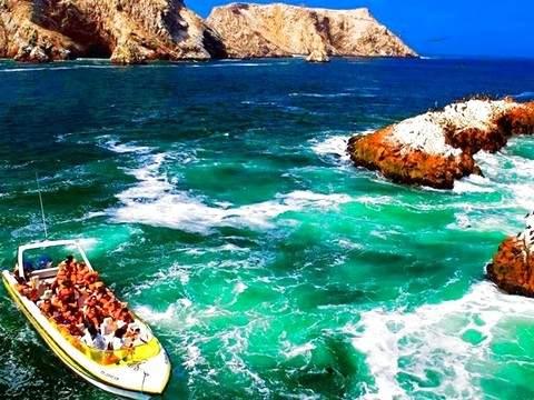 Paracas, Ica - 2d1n - Fines de Semana (Desde Lima)