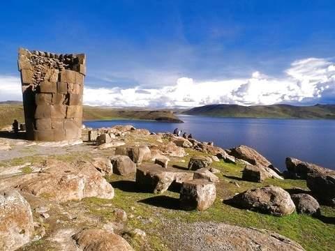 Tour Sillustani Inca Cemetery + Hotel