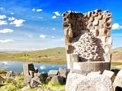 Foto de Tour Sillustani Cementerio Inca + Hotel