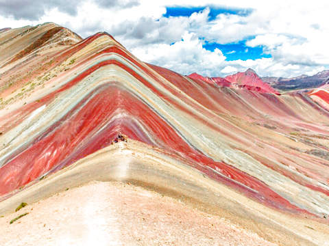 Full Day - Rainbow Mountain or Cerro Colorado