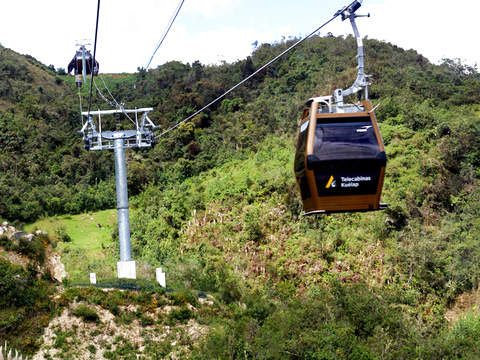 Full Day - Kuelap With Cable Car