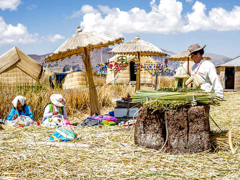 Uros Tour Half Day