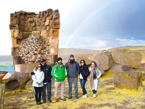 Sillustani Half Day (Departures in the Afternoon)