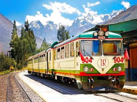 Cusco + Machu Picchu - 3d / 2n (Inca Rail Train)