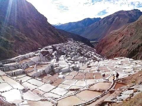 Machu Picchu + Maras and Moray - 5d / 4n (Inca Rail Train)