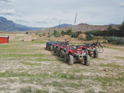 ATV - Maras Moray + Salineras