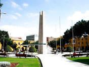 plaza de armas en City Tour Ica + Vitivinícola (Desde Ica)