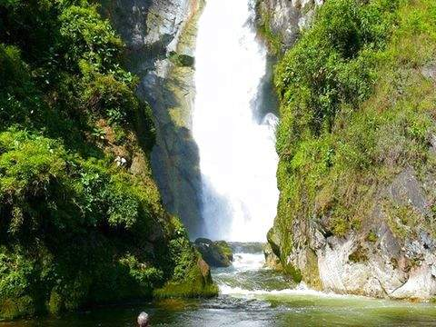 Full Day Anana Waterfall