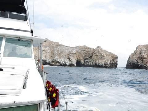 Paseo en Yate a las Islas Palomino