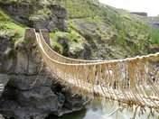 Foto de Puente Inca Q´Eswachaka