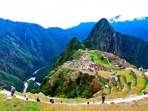 Machu Picchu 2d/1n - By Car