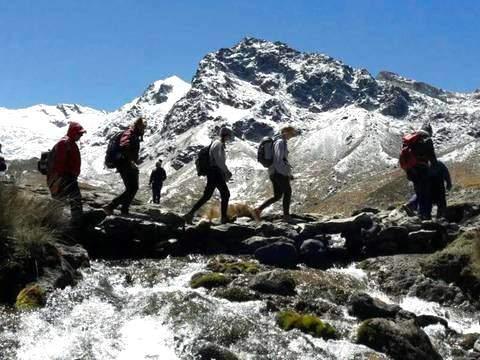 Full Day Nevado Huaytapallana, by the Caminos del Apu