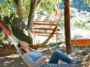 Relax y descanso en Boca Tigre