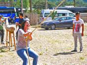 Forest dexterity in Oxapampa