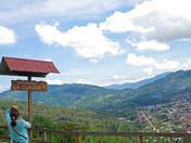 Mirador la Cumbre en Villa Rica
