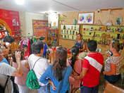 Tazación de café en Villa Rica