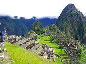 Ciudadela Inca, Macchu Pichu