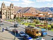 Plaza principal de Cusco