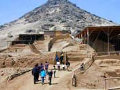 Foto de Huaca de la Luna y Show de Marinera Con Caballos de Paso