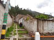 calle de tarucachi en Tour Andino