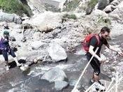 Foto de Cataratas y Pueblo de Yura