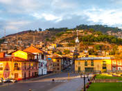 Cajamarca has a very nice and particular climate, for being a city that is close to the equatorial line.