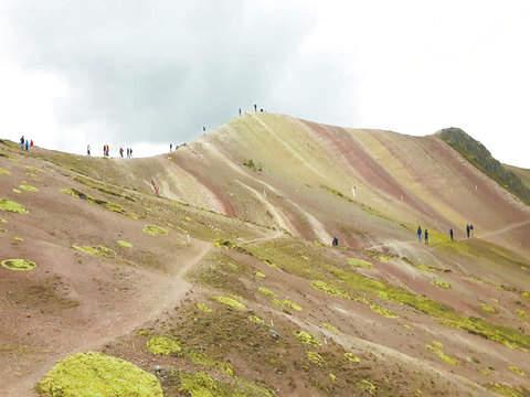 Colorful Mountain Tours Palcoyo