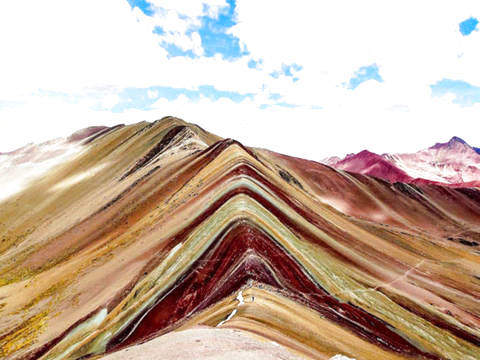 Full Day Mountain of Colors