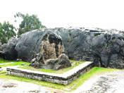 Piedra ceremonialQenqo